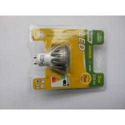 Led žárovka NARVA LQ2 LED GU10 40 3W teplá bílá