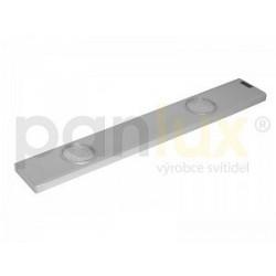 Kuchyňské svítidlo DAERON LED 2x24LED 6,8W teplá bílá Panlux
