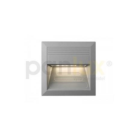 Venkovní vestavné svítidlo Panlux INCAST 18LED teplá bílá