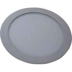Svítidlo vestavné Greenlux LED90 VEGA-R Silver 18W CW studená bílá (GXDW054)