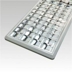 Zářivkové svítidlo přisazené CLAUDIA 436 EVG ELT IP20 NBB