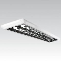 Zářivkové svítidlo přisazené CLAUDIA 218 EVG ELT IP20 NBB