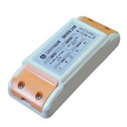 Led transformátor LED DRIVER LED IP20-P 24W 12V DC (GXLD017)