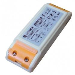 Led transformátor LED DRIVER LED IP20-P 36W 12V DC (GXLD018)