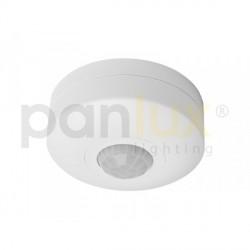 Panlux SENZOR PIR stropní pohybové čidlo 360°, bílá