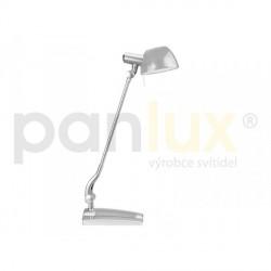 AKCE - Panlux GINEVRA UNO stolní lampička, průsvitná