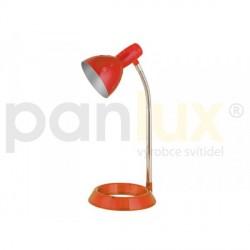 AKCE - Panlux NEMO stolní lampička, červená