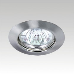 Bodové svítidlo NARVA MILANO SN Max 50W IP20 saténový nikl