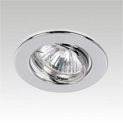 Bodové svítidlo NARVA TORINO CH Max 50W IP20 chrom