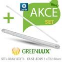 AKCE Greenlux SET DUST DAISY LED PS 1xT8 150 IP65 (GXWP268)
