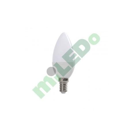 AKCE - Led žárovka MIO LED6W C37 E14 WW teplá bílá (30216)