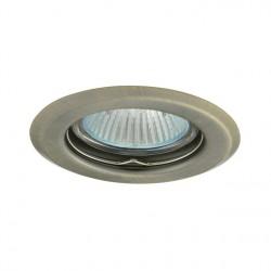 Bodové svítidlo Kanlux  ARGUS CT-2114 BR/M matná mosaz (00324)