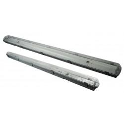 AKCE Zářivkové svítidlo Led DUST LED PS 2xT8/60cm (GXWP209)