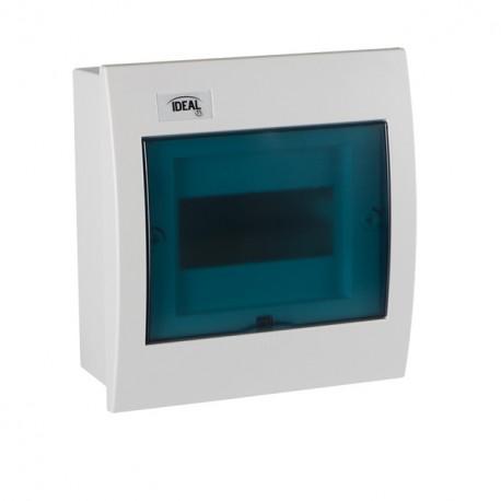 Plastový rozvaděč Kanlux IDEAL  KDB-F06T vestavný (23616)