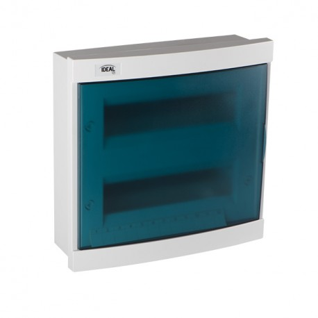 Plastový rozvaděč Kanlux IDEAL KDB-F24T vestavný (23620)