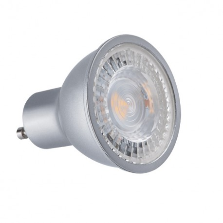 Led žárovka Kanlux PROLED GU10-7W-CW studená bílá (24505)