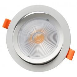 Vestavné LED svítidlo výklopné Greenlux LED CASTOR-R 12W NW (GXDW300)