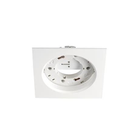 Vestavné bodové svítidlo Kanlux VOLANTIO ESG L-W GX53 bílá (23782)