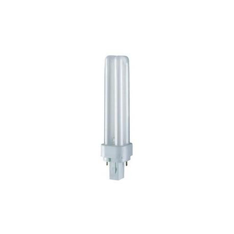 Kompaktní zářivka OSRAM DULUX D G24d-3 26W/830 2pin