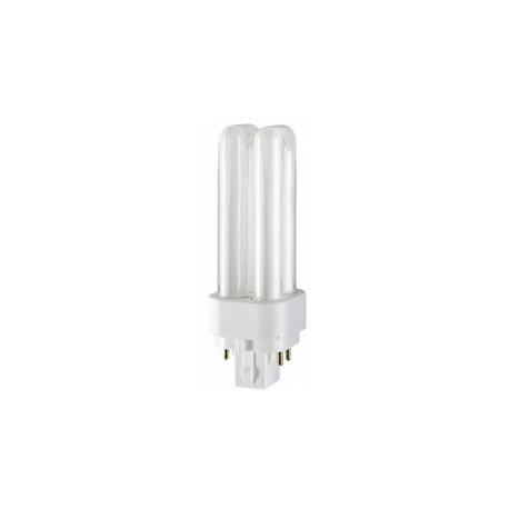 Kompaktní zářivka OSRAM DULUX D/E G24q-2 18W/830 4pin