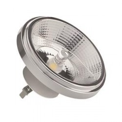 LED žárovka Kanlux AR-111 REF LED 12W G53-CW 730lm studená bílá (22612)