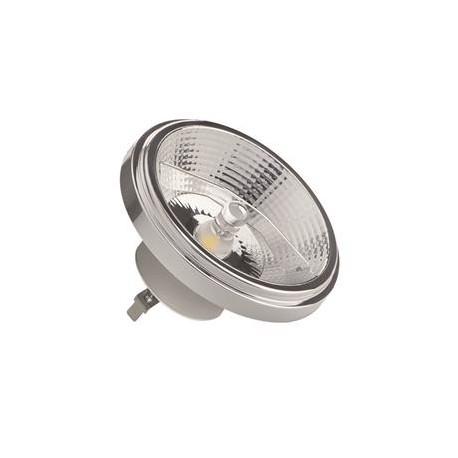 LED žárovka Kanlux AR-111 REF LED 12W G53-CW 730lm studená bílá (22613)