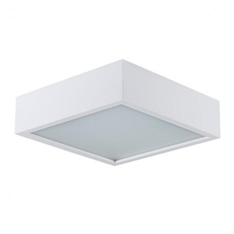 Svítidlo ze dřeva Kanlux MERSA 300-W/M bílá matná (25675)