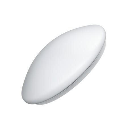 LED svítidlo plastové s mikrovlnným čidlem NBB GALAXY LED MW 230-240V 24W/830 IP20 teplá bílá