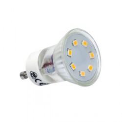 LED žárovka Kanlux REMI 2,2W GU10 SMD-WW 180lm teplá bílá (14946)