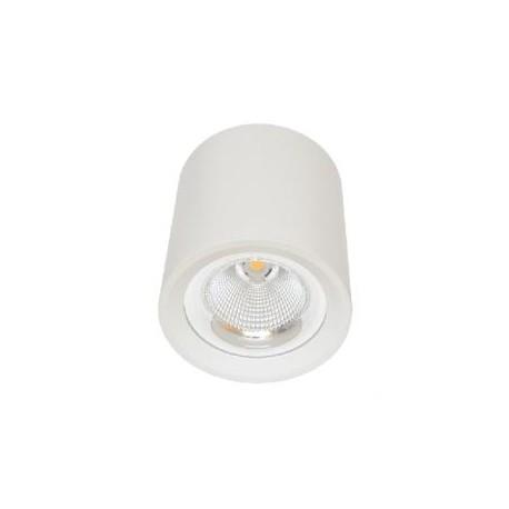 Designový LED reflektor MZ-DL-30W/BI EFECT - Svítidlo přisazené, COB, 30W, MZ-DL-30W/BI Ecolite