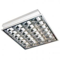 Zářivkové svítidlo Greenlux TAU EVG 4x18W vestavné (GXRV009)