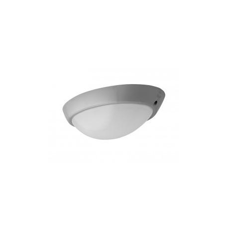 Panlux ELIPTIC venkovní přisazené stropní a nástěnné svítidlo, stříbrná
