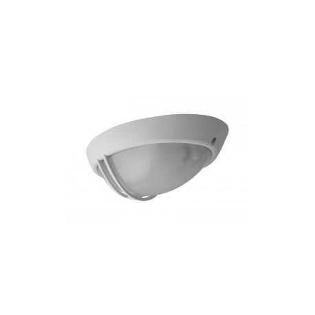 Panlux ELIPTIC POLODEKOR venkovní přisazené stropní a nástěnné svítidlo, bílá