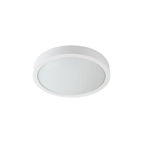 Přisazené svítidlo Kanlux OLIE LED 275 WM-WW teplá bílá, dřevo, sklo, matná bílá (26101)