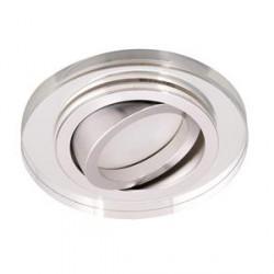 Kanlux MORTA CT-DTO50-SR stříbrná, ozdobný prsten-komponent svítidla (26716)