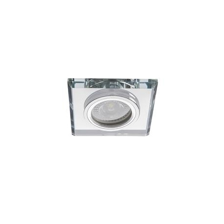 Kanlux MORTA T L-SR stříbrná, ozdobný prsten-komponent svítidla (26712)