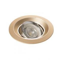 Bodové svítidlo výklopné Kanlux COLIE DTO-G zlatá (26741)