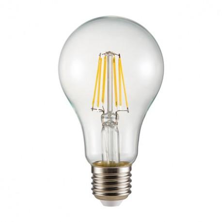 LED žárovka Kanlux DIXI FILLED 8W 1000lm E27-WW teplá bílá (26044)