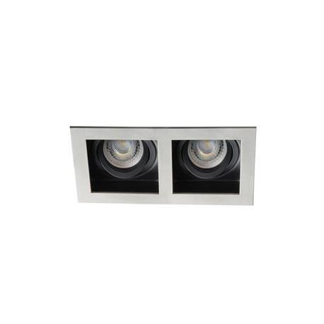 Bodové svítidlo Kanlux ARET 2XMR16-GR šedá (26724)