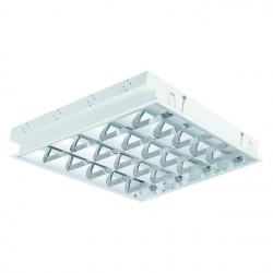 Zářivkové svítidlo pro LED trubice Kanlux REGIS 4LED 418 PT vestavné (22673)