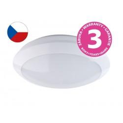 Panlux ZEUS LED přisazené stropní a nástěnné kruhové svítidlo 16W IP65