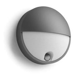 PHILIPS venkovní LED svítidlo Capricorn se senzorem antracit (16456/93/16)
