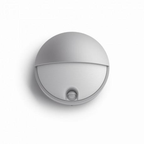 PHILIPS venkovní LED svítidlo Capricorn se senzorem šedá (16456/87/16)