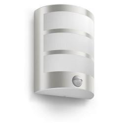 PHILIPS venkovní LED svítidlo Python se senzorem nerez (17324/47/16)