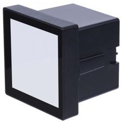 EMOS LED orientační vestavné svítidlo 90×90, 3,5W neut. bílá IP54