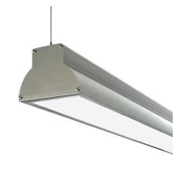 LED svítidlo závěsné TAUR LED 35W/840 1L/150 IP20 OPAL NBB NARVA