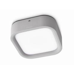 PHILIPS venkovní LED svítidlo Puddle šedá (17269/87/16)