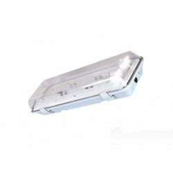 Zářivkové svítidlo VICTORIA 230V KLD-L 2G11 1x36W IP65 NBB