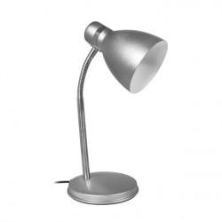Kancelářská stolní lampa Kanlux ZARA HR-40-SR stříbrná (07560)