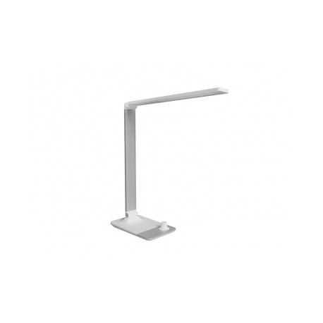 Panlux MASTER LED stolní lampička s bezdrátovým nabíjením bílá